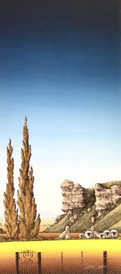 JS4026 110 X 50 CM FREE STATE TRANQUILITY